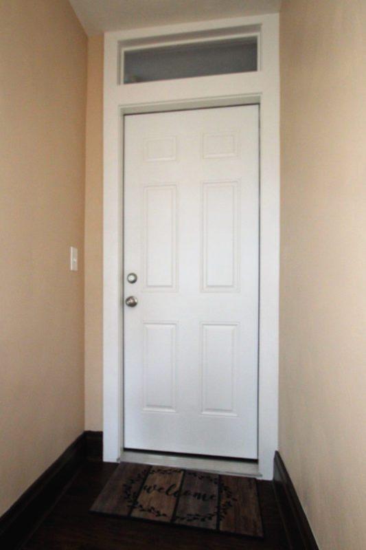 Door to your getaway!
