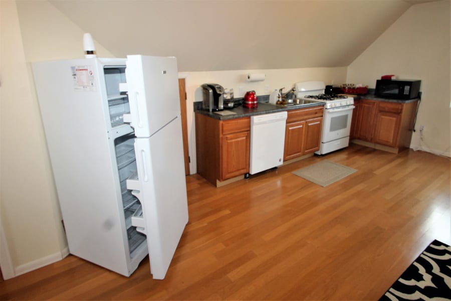 Refrigerator, Stove and Dishwasher!