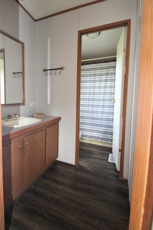 Private Bath adjoining Master Bedroom