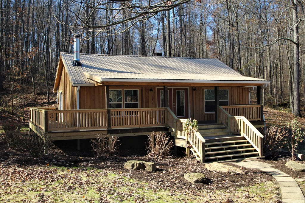 The Outpost at Fayette Springs - Private Luxury Cabin in Ohiopyle!